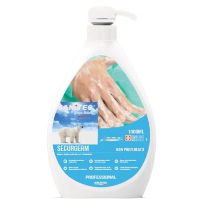 Sapone liquido sanificante SECURGERM 1 lt