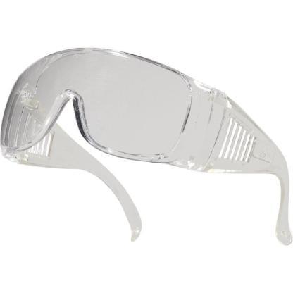 Occhiali da visitatore in policarbonato PITON CLEAR