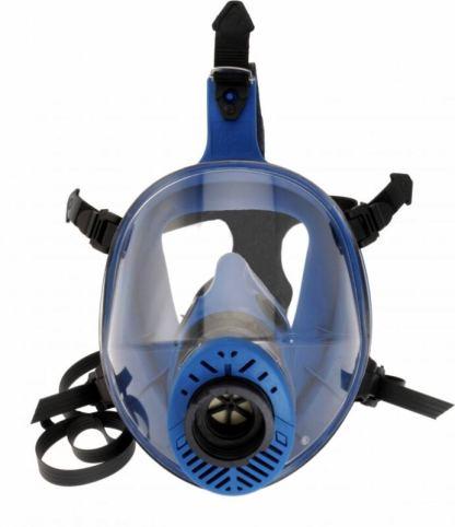 Maschera pienofacciale TR 2002 CL2 Spasciani