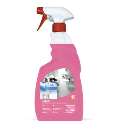 Detergente profumato SANIALC 750 ml