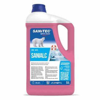 Detergente universale profumato SANIALC 5 kg