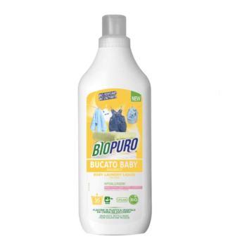 Detersivo lavatrice BUCATO BABY 1 lt