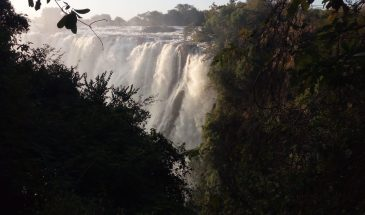Victoria Falls - UNESCO World Heritage site