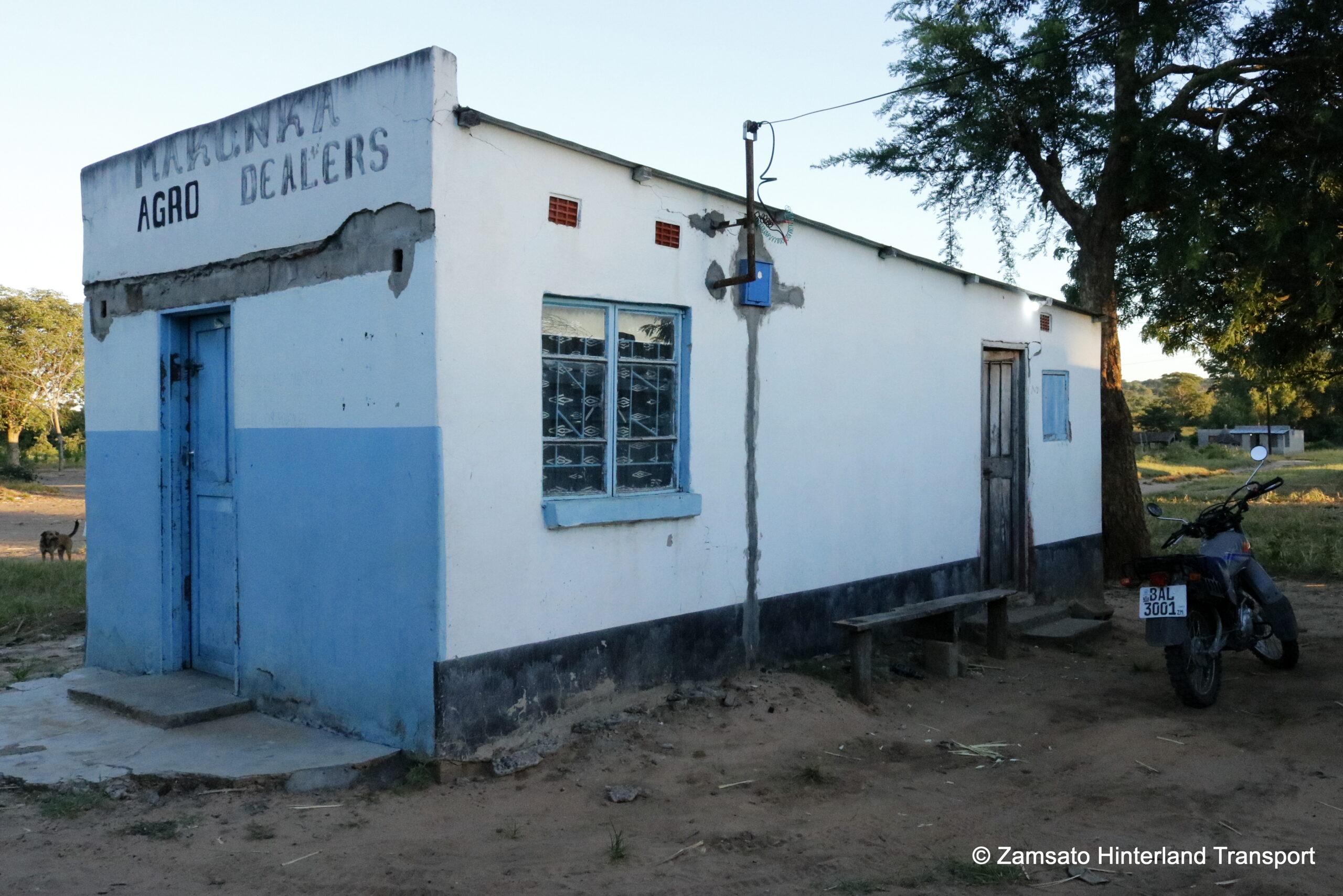 Beehives for Kazungula District