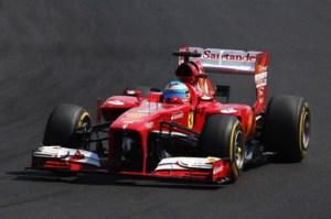 Gp di Formula 1 in Belgio