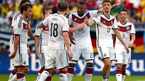 Germania - Algeria