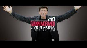 Gianni Morandi Live all'arena di Verona