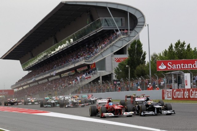 Gran Premio di Spagna 2016 su Rai 2