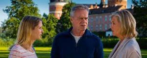 Inga lindstrom - il segreto del castello stasera 25 luglio