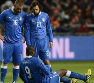 Italia Spagna per la confederation Cup