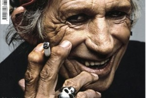 Keith Richards in favore delle canne