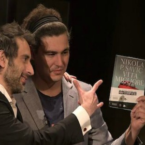 Nicola Savic vincitore di Masterpiece 2014