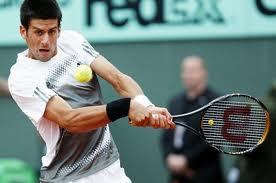 Novak Nole Djokovic a Che tempo che fa
