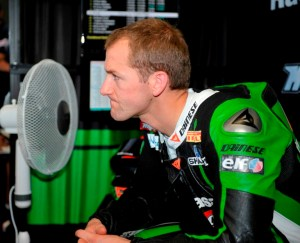 Tom Sykes in Pole position a Imola