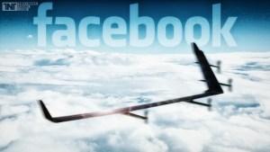 """Il Drone """"Aquila"""" di Facebook"""