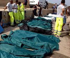 La tragedia di Lampedusa