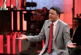 Matteo Renzi questa sera nell'intervista di Quinta Colonna