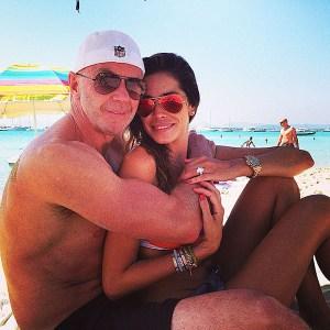 Roger jenkins e aida_yespica: Lui mi ha salvato la vita