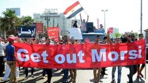 Gli scontri in Egitto