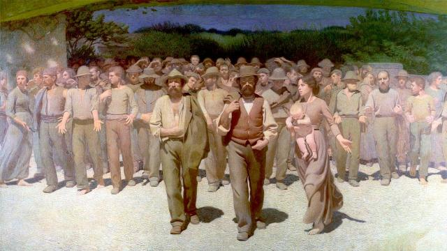 Il socialismo a la Grande Storia