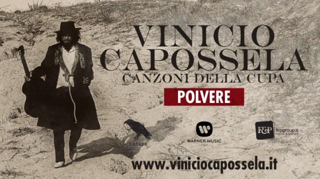 """Vinicio Capossela """"polvere Tour"""""""