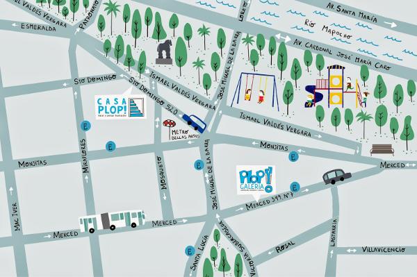 Mapa_Plop_Galeri_a_y_Casa_Plop_