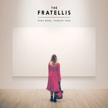 The Fratellis - Eyes Wide, Tongue Tied COOKCD628 RGB