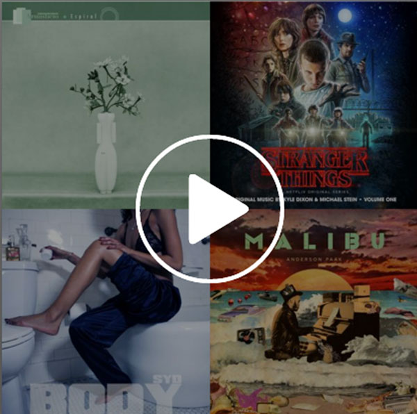 Las recomendaciones musicales de Nico Castro