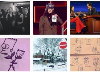 Famosos que no solo publican selfies en Instagram