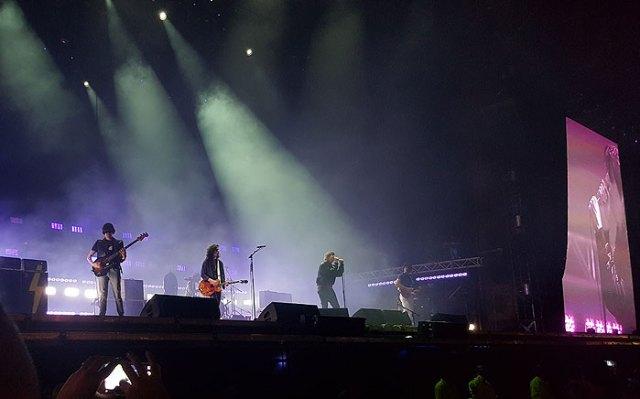 Lollapalooza Chile: Mi primera vez con The Strokes