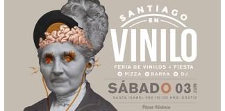 Santiago en Vinilo
