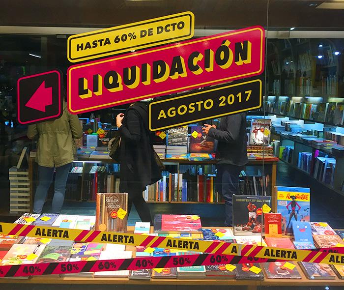 librería Contrapunto