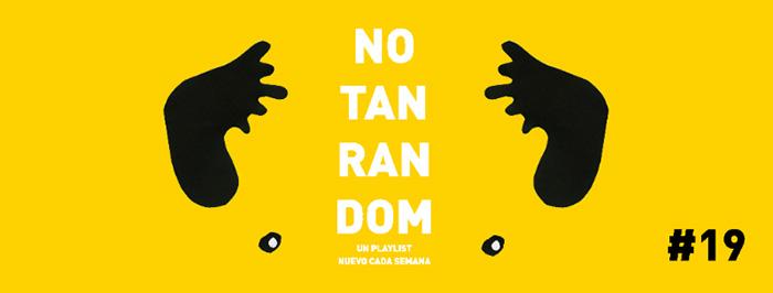 No tan random # 19