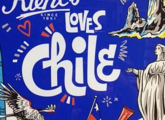 Kiehl's loves Chile
