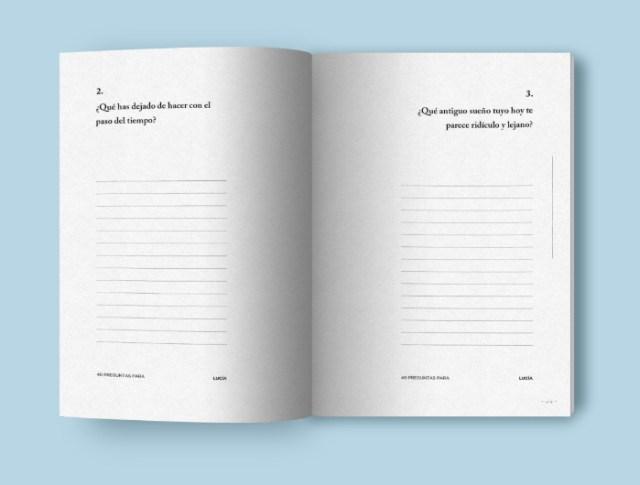 cuadernos de preguntas
