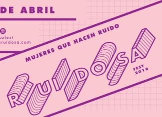 Ruidosa Fest Santiago 2018
