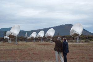 Allen Telescope Array SETI Colby Gutierrez-Kraybill