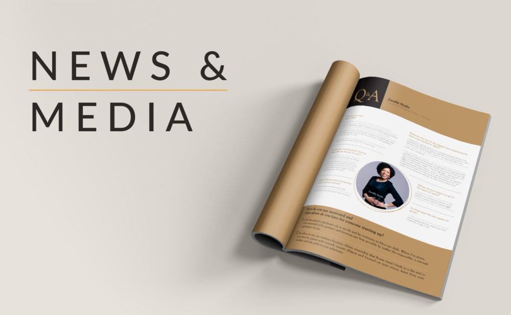 News and Media static page