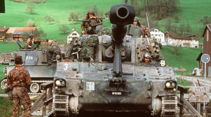 Damals in der Armee – Erlebnisse aus rund 1400 Tagen Militär