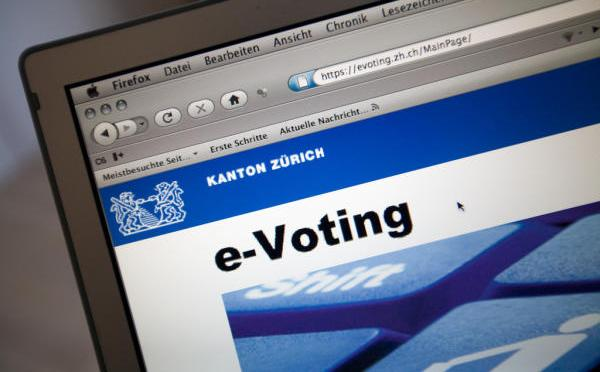 Hände weg von E-Voting!