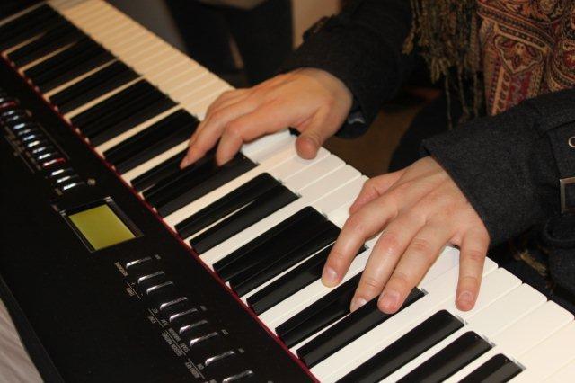 Pianiste van Montana