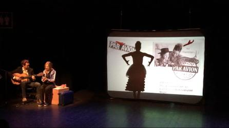 Een prachtige voorstelling over vriendschap en flamenco