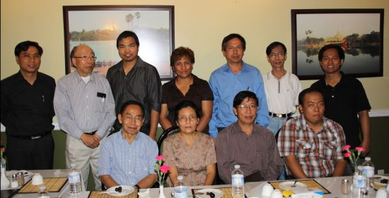 Ambassador Hau Do Suan and Ottawa Chin Community Centre (OCC) Leaders