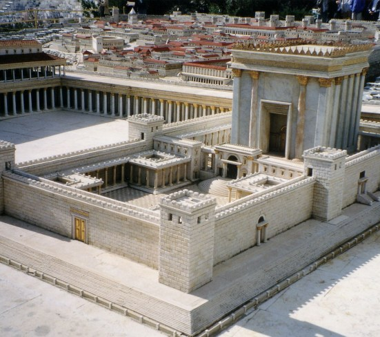 Jerusalem Temple tha