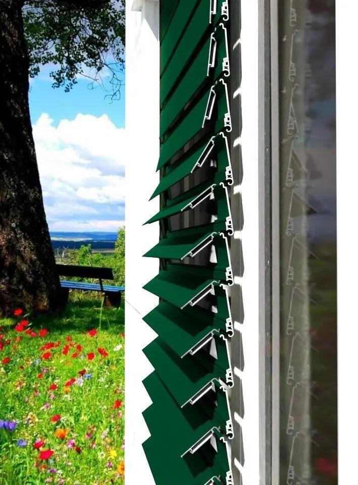 1,5 m/q obliqua è il sistema frangisole a. Tapparella Orientabile Obliqua A Lamelle Zanzatap