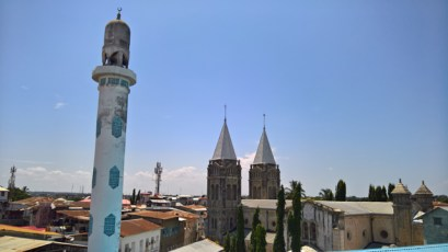 Mosque and church_ps