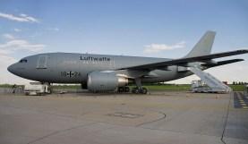 Pano Airbus A310-304 MRTT 10+26 German Air Force 02