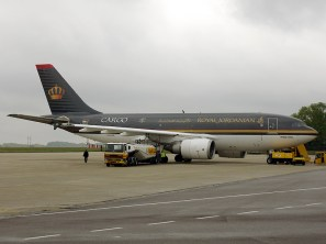 Royal Jordanian Cargo A310-300