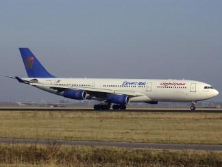 A340-212 Egypt Air SU-GBN