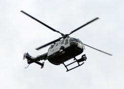 Bolkow Bo-105 PH-RPZ Landelijke Politie Diensten